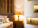 The Baganding Villa - Bedroom detail