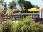 A l'Ancien Moulin - votre terrasse en pleine nature