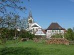 A l'Ancien Moulin - un village agréable
