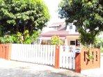 Sununtaya's House - entrance gates