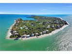 There are 5 miles of beautiful, quiet beaches to walk on North Captiva.