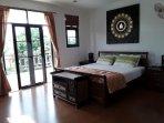 Master Bedroom - AirCon