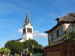 A l'Ancien Moulin - Point de départ de vos découvertes à pied, vélo ou auto...