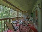 Escape to Reeds Spring in this 2-bedroom, 2-bathroom vacation rental condo.