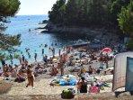 closest beach in summer
