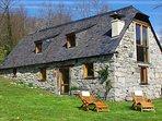 Gite ecologique dans les Pyrenees