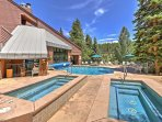 Elevate your Winter Park getaway at this Iron Horse Resort vacation rental studio!