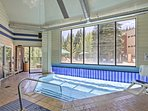 The Iron Horse Resort provides luxurious amenities, including several pools, hot tubs, a conference center and more.