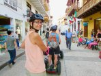 Walk, bike or even Segway the streets of the Old City!