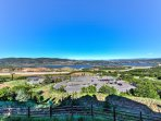 This beautiful property overlooks the Jordanelle Reservoir, with breathtaking views of the Uinta Mountains! The...