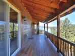Deck Views Wrap around 270 Degrees
