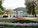 Stunning Lake Bled