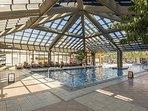 Indoor winter pool