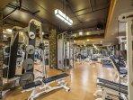 Full Gym onsite