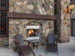 Resort Fireplace