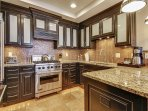 Amazing Kitchen with Viking Appliances