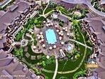 5 Star Luxury Year Round Pool