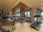 WA Resort Fitness Facilities
