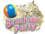 So what are you waiting for?? Come on down to our beautiful beach and have a Beach Party!
