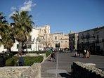 piazza di Santa Severina