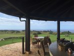 Royal Isabela Golf Course. Even if your not a golfer, this is a must stop, even if just for a drink.