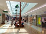 Luxurious shopping malls