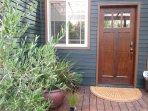 Sumner Street Guest House Entry Door