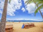 Beach Front Condo Resort
