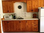 Extra Kitchenette in lower level.