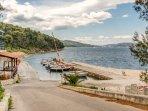 Ort allgemein  -  Hafen Stari Porat in Okrug Donji