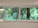Landscape view in every room