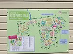 Map for getting around Bideford Bay Hoiday Resort