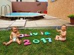 Prêts pour la saison d'été ... Gîte OLIVIA