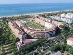 Apartamentos Las Américas, a pie de playa, en la mejor ubicación de Islantilla