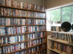 Video library free to guests