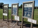 The Meadows Fitness Trail- a pleasant place to work out.