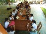 Teacher and Spanish students activities
