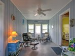 Enjoy this 3-bedroom, 1.5-bathroom vacation rental house in Weirs Beach.