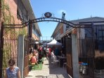 Nearby Ponsonby Central with Cafes Shops and Fresh Produce