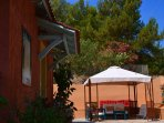 We arranged the cottages with true love to let you have a cozy home on Kefalonia