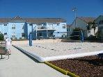 Sand Volleyball court !