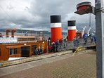 The Waverley returns from a day trip to the Isle of Bute, Highly Recommended!