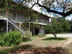 Hacienda del Bosque just 20 min from downtown Austin, 25 min. from ABIA.
