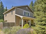 This Coeur d'Alene home is perfect for your next revitalizing Idaho getaway!