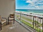 Majestic Sun 403B - Private Gulf View Balcony