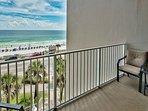 Majestic Sun 403B - Private Balcony with Gulf Views