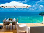 Villa Paradiso Naithon Beach Phuket - Terrace