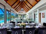 Villa Paradiso Naithon Beach Phuket - Dining Area