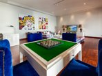 Villa Paradiso Naithon Beach Phuket - TV & Game room