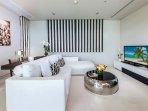 Villa Paradiso Naithon Beach Phuket - Office Room